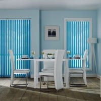 Dining-room2 Vertical Blinds