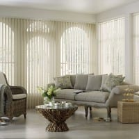 GARDEN-ROOM-A2 Vertical Blinds