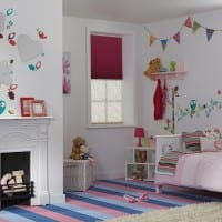 GIRLS-DAY-NIGHT Pleated Blinds