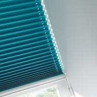 _MG_4416 Pleated Blinds