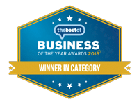 Business of the year award in category