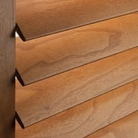 Wood---close-up Full Height Shutters