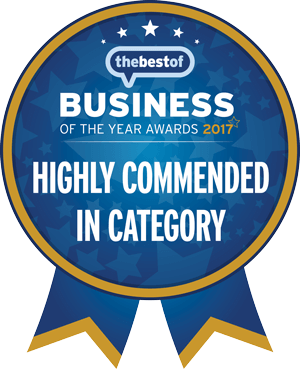 thebestof Highly Commended in Category Award
