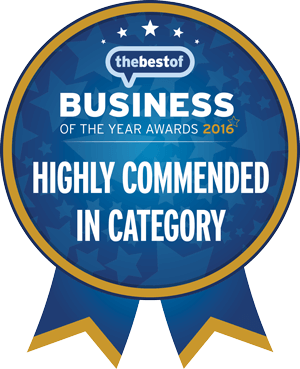 thebestof Highly Commended in Category Award Year 2