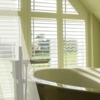 waterproof_bathroom_shutters_manchester Shaped Windows